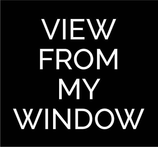 View from my window - logo